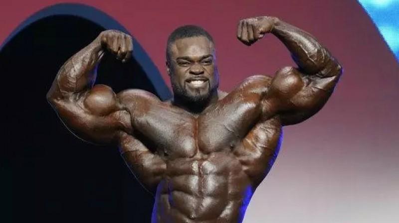 Brendons Karijs Foto: musculardevelopment.com