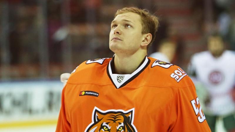 Jevgeņijs Aļikins. Foto:  hcamur.ru