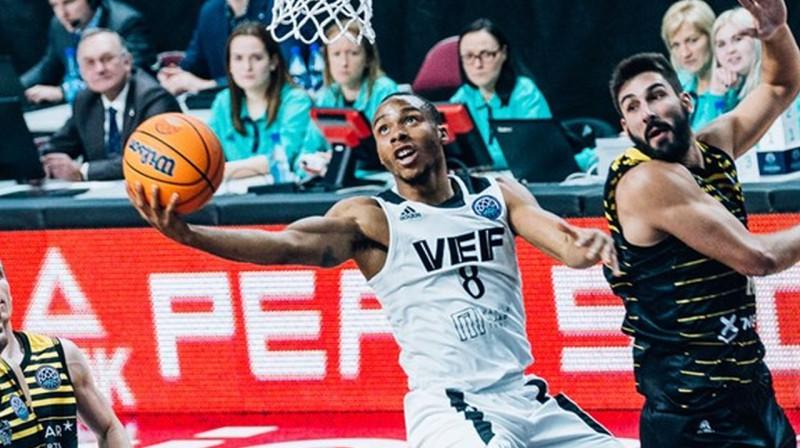 Lesters Medfords. Foto: FIBA