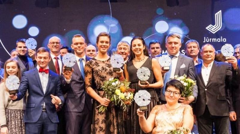 Jūrmalas Gada balva sportā 2019. Foto: Artis Veigurs, jurmala.lv
