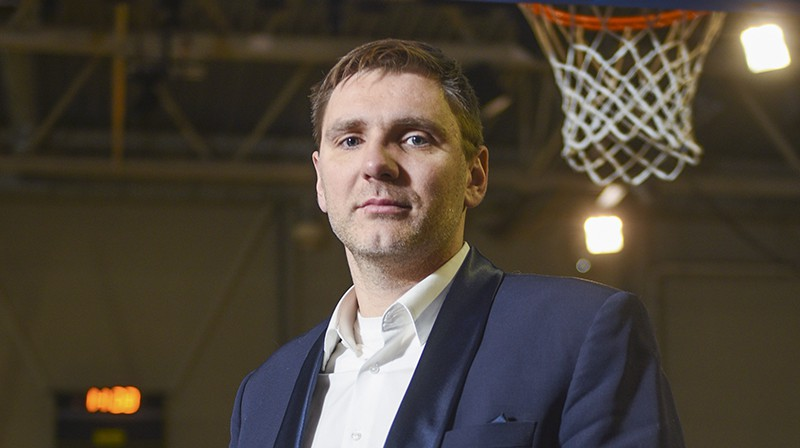 Kaspars Cipruss. Foto: Mārtiņš Zilgalvis/F64