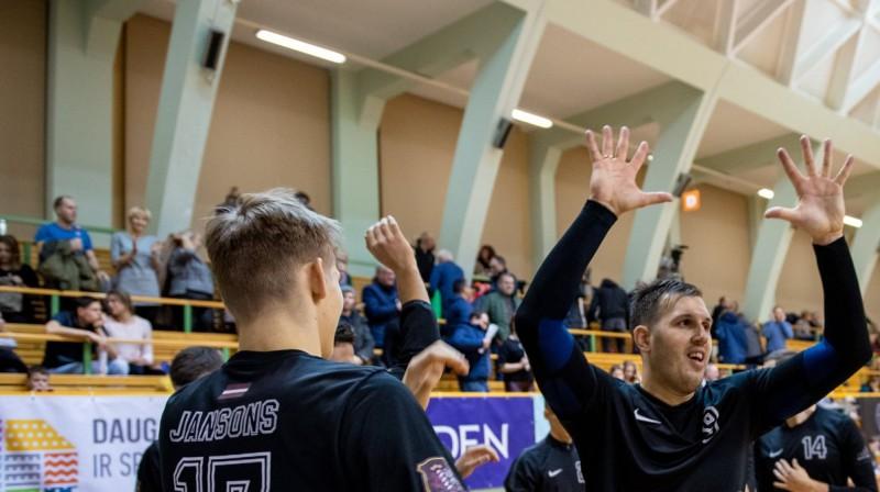 Foto: Latvijas Volejbola federācija