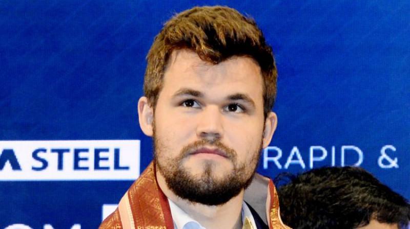 Magnuss Kārlsens. Foto: Zumapress.com