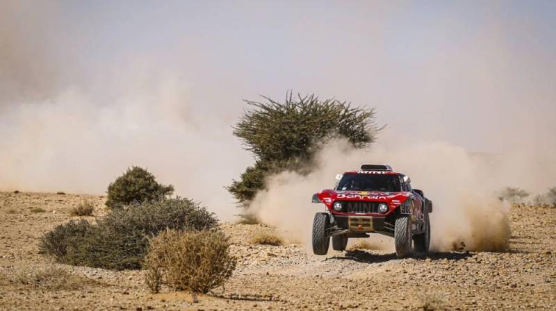 Stefans Peteransels. Foto: Dakar.com