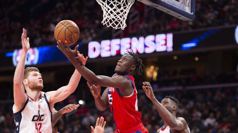 Dāvis Bertāns. Foto: USA Today Sports/Scanpix