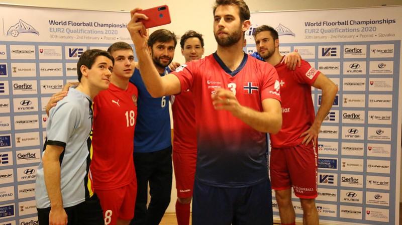Komandas pārstāvju sapulce Slovākijā norisinājās bez Kotdivuāras pārstāvju klātbūtnes Foto: IFF Floorball
