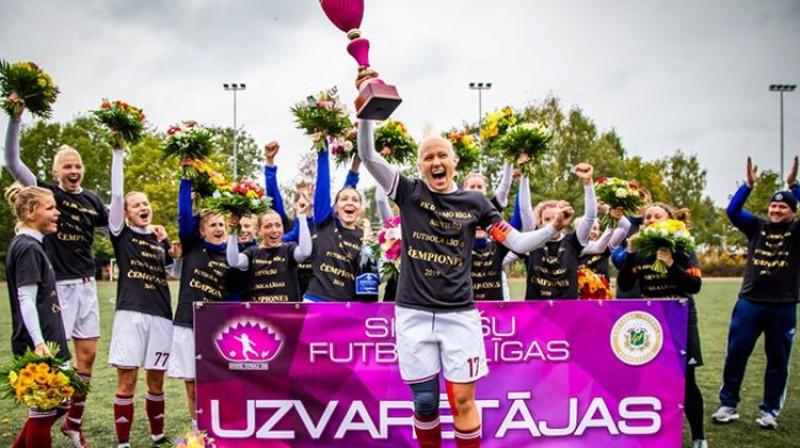 """""""Dinamo Rīga"""". Foto: LFF"""