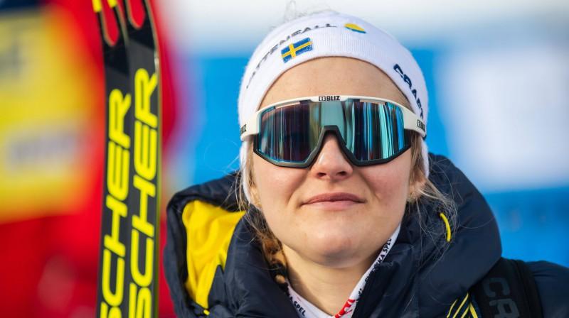 Stīna Nilsone. Foto: imago images/Bildbyran/Scanpix