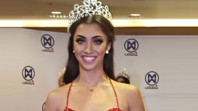 Gabriela Deilmena: Foto: Miss World Ontario 2020