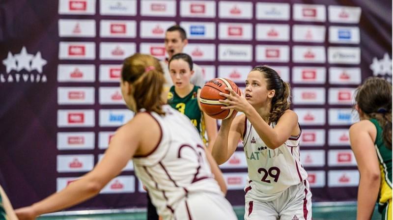 Dārta Mālniece. Foto: basket.lv