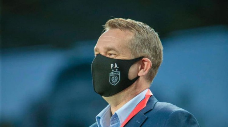 Pols Ašvorts. Foto: Astana FC