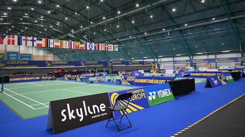 Foto: badmintoneurope.com