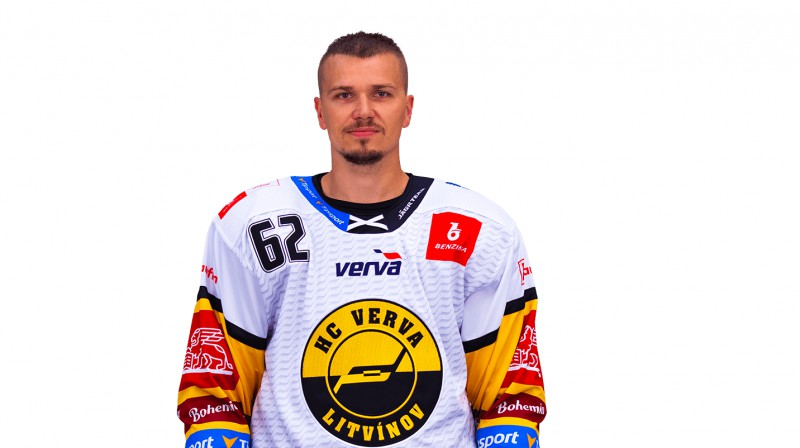 Oskars Cibuļskis. Foto: hcverva.cz