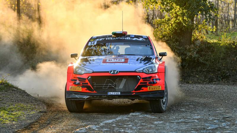 Antonio Kairolī. Foto: Hyundai Motorsport