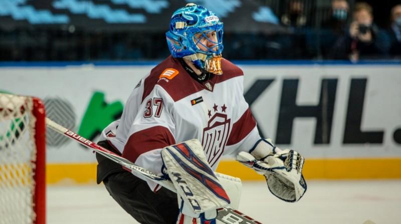 Ivans Naļimovs. Foto: HC Dinamo Minsk
