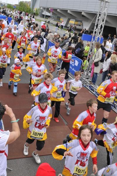 Rīgas skolām īpaša iespēja pieteikties Rīgas maratonam