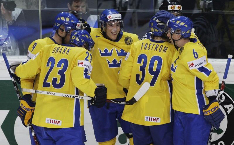 Pieci zviedru klubi pievienosies KHL?