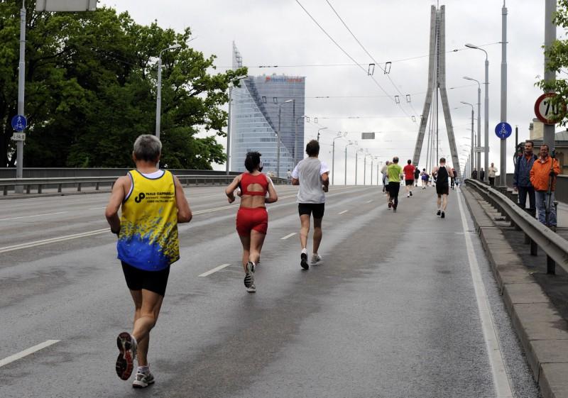 Pēc Lieldienām visā  Latvijā sāksies gatavošanās Nordea Rīgas maratonam