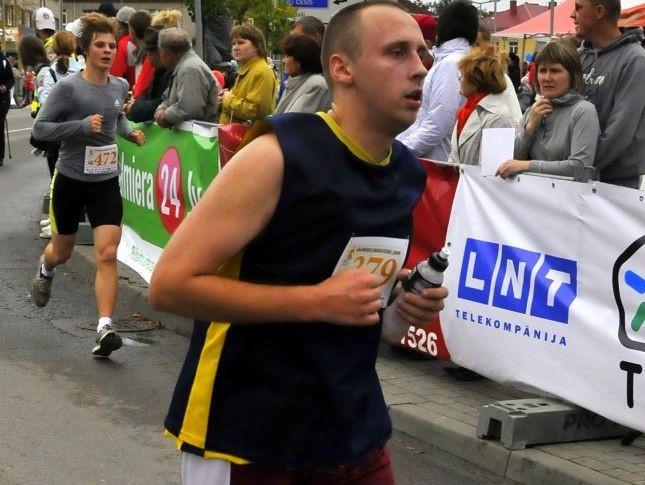 Līdz Rīgas maratonam – 100 dienu! Skriesim?