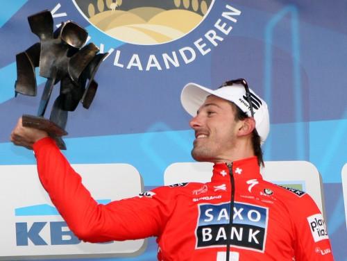 """Tour of Flanders"" skaista uzvara Kančelaram"