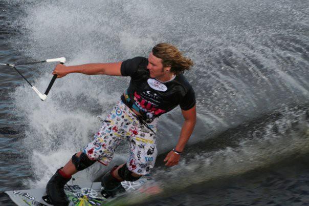 "Sestdien Daugavā ""Riga Wakeboard Cup 2010"""