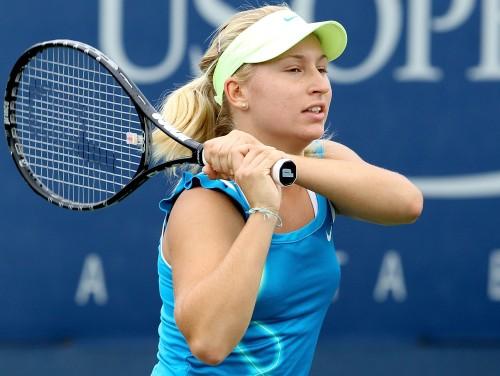 """""""US Open"""" junioru tituli krievietei Gavrilovai un amerikānim Sokam"""
