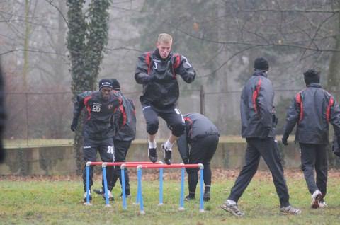 """Bulvītis turpinās karjeru slovāku """"Spartak""""; Grebis un Rimkus pārbaudās Kiprā"""
