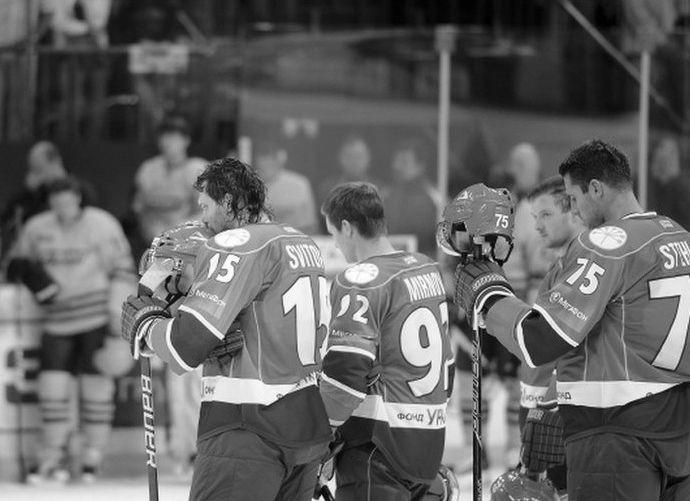 Pārtraukta KHL sezonas atklāšanas spēle