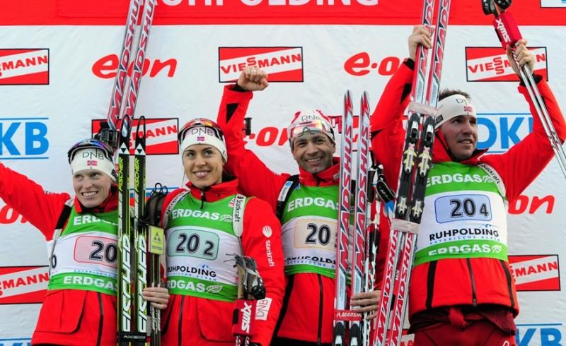 PČ sākas ar drāmu, uzvara Norvēģijai, mūsu komandai 23. vieta