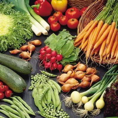 Kā augļi un dārzeņi palīdz saglabāt veselību