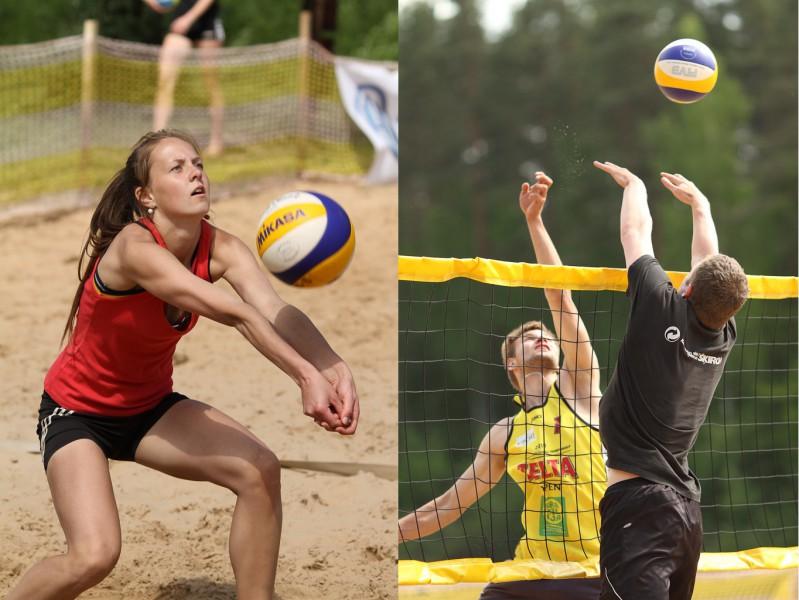 """Sākusies pieteikšanās """"Valmiera Beach 2012"""""""