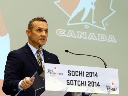 Aizermans neturpinās darbu kā Kanādas izlases ģenerālmenedžeris