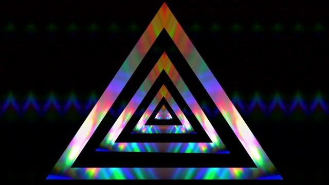 Maģiskais simbols- trīsstūris. Izdziedināšanās meditācija ar trīsstūri
