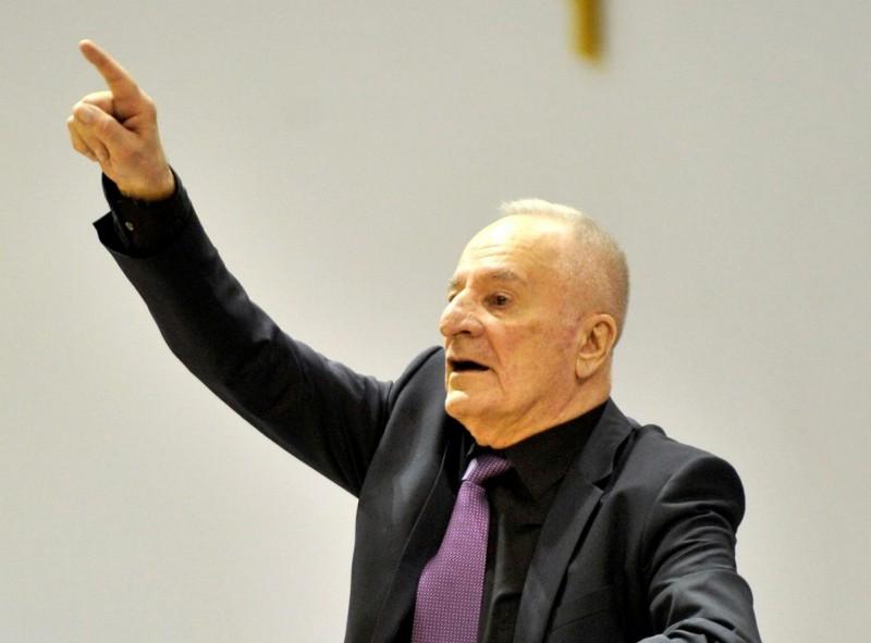 Armands Krauliņš noslēdz 54 gadu darbu
