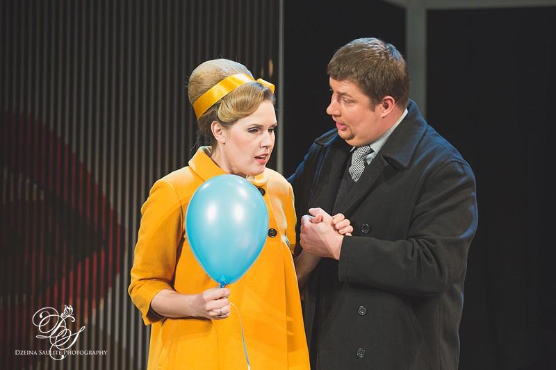 Daugavpils teātrī piepildīta nedēļas nogale