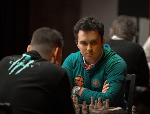 V.Petrova piemiņas turnīrā ātrajā šahā uzvar reitinga līderis Ivančuks