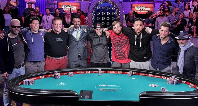 Noskaidrots WSOP 2015 Fināla Devītnieks, Daniels Negreanu - 11. vieta