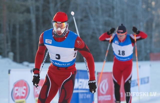 FIS sacensībās Madonā slidsolī uzvaras Lietuvai, Latvijai trīs godalgas