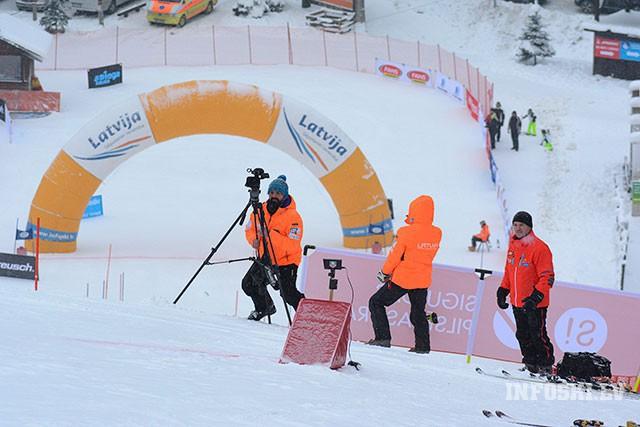Rīt Siguldā Baltijas kausa 2.posms un FIS sacensības kalnu slēpošanā