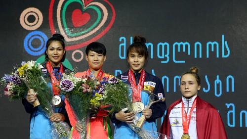 Kohai ceturtā vieta U20 pasaules čempionātā