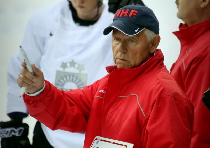 Vasiļjevs nosauc sastāvu Olimpiskajam kvalifikācijas turnīram