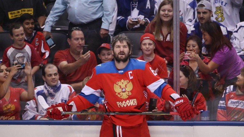 Znarokam un Vītoliņam pasaules čempionātā jāiztiek bez Ovečkina