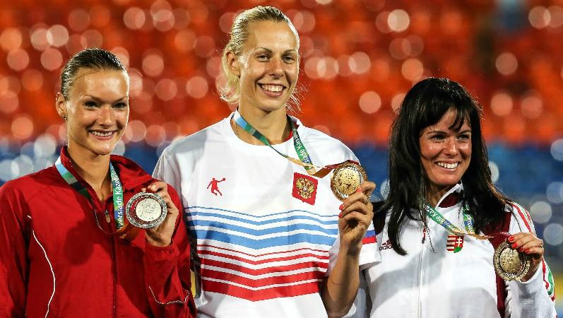 Ikauniece-Admidiņa būs 2013. gada pasaules universiādes čempione