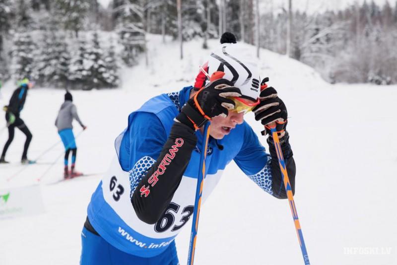 Olimpietim Bikšem 62.vieta sprintā pasaules U23 čempionātā