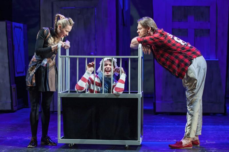 Liepājas teātrī skatuves gaitas uzsāk Dželsomīno!