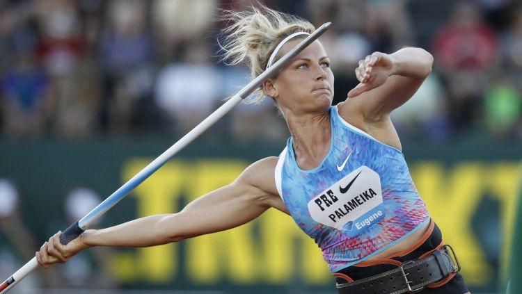 Trim Latvijas sportistiem starts Dimanta līgas posmā Šveicē