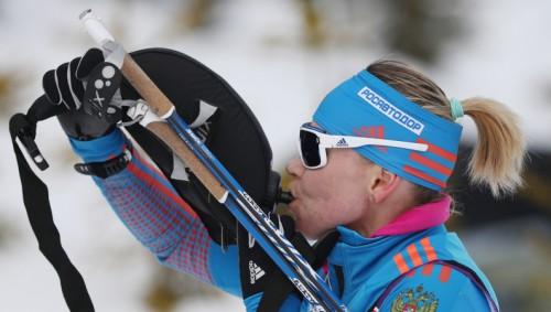 Soču OS dopinga skandālā aizdomās tur divus karjeru beigušus krievu biatlonistus