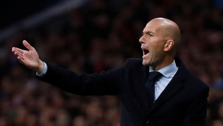 """Zidāns: """"Desmit punkti ir liels atstatums, taču arī """"Barcelona"""" vienmēr neuzvarēs"""""""