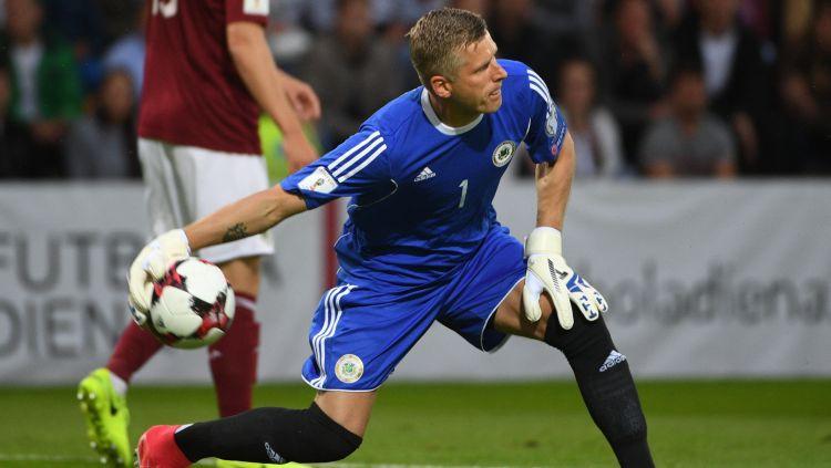 Vaņins piekto reizi iegūst Latvijas gada futbolista titulu
