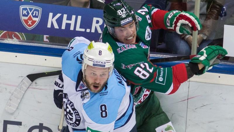 """""""Mogo"""" pievienojas krievu uzbrucējs ar bagātīgu KHL pieredzi"""